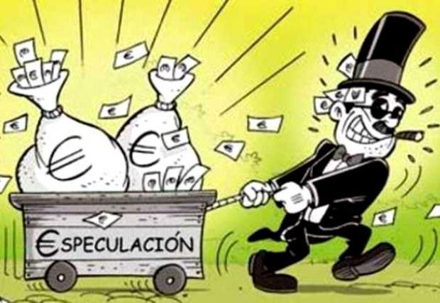 Maldita especulación