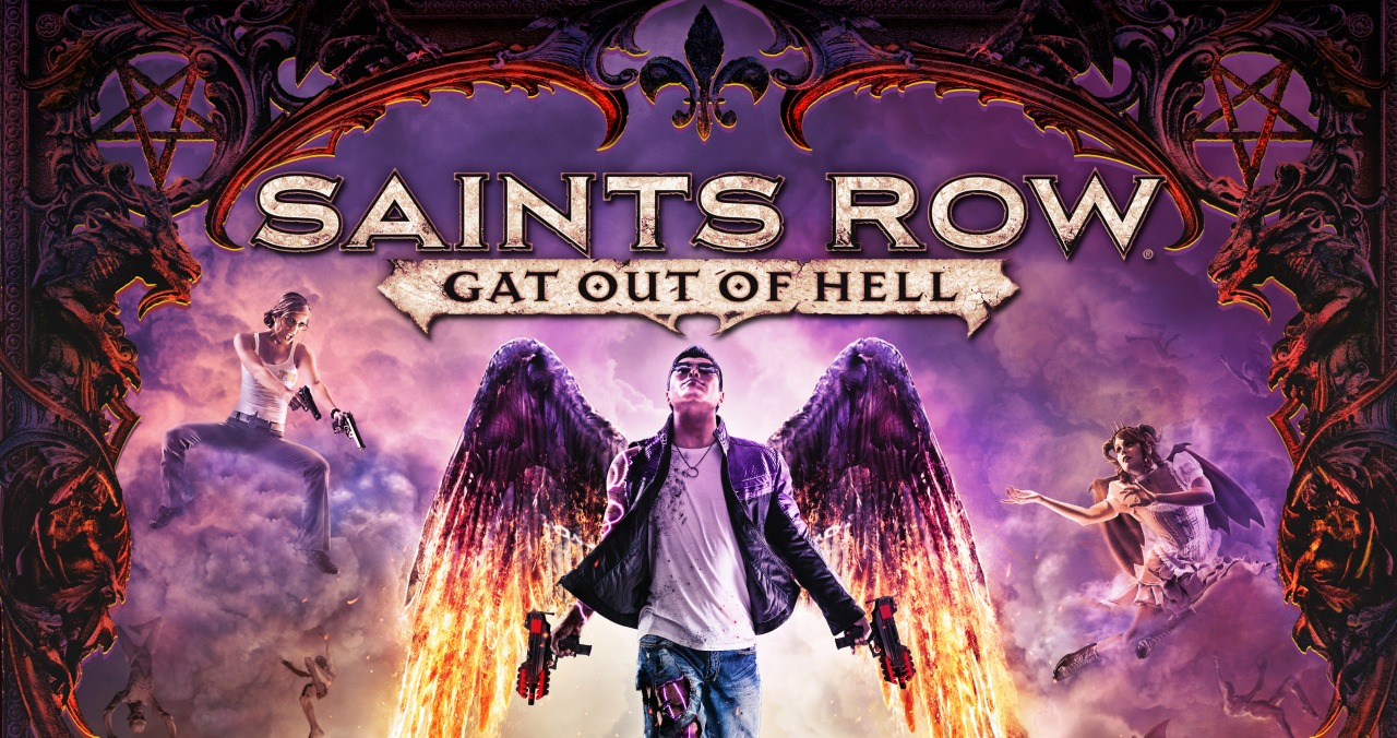Análisis Saints Row Gat out of Hell