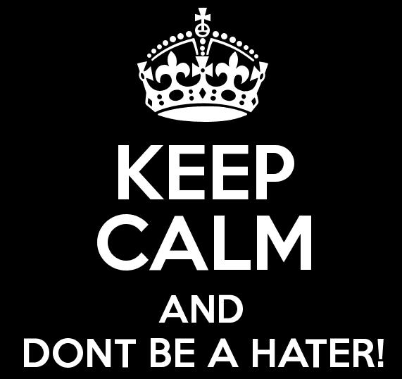 El criticón crónico: super-hater