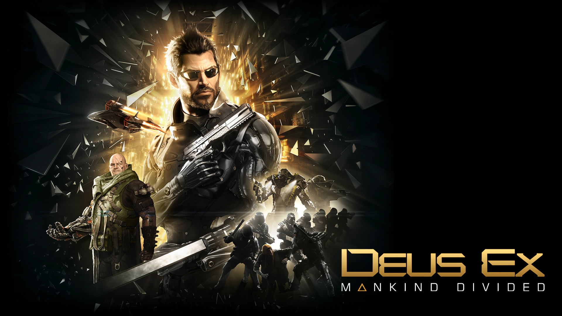 Deus Ex: Mankind Divided – Trailer 101 – Detalles de Day One y Collector's Edition