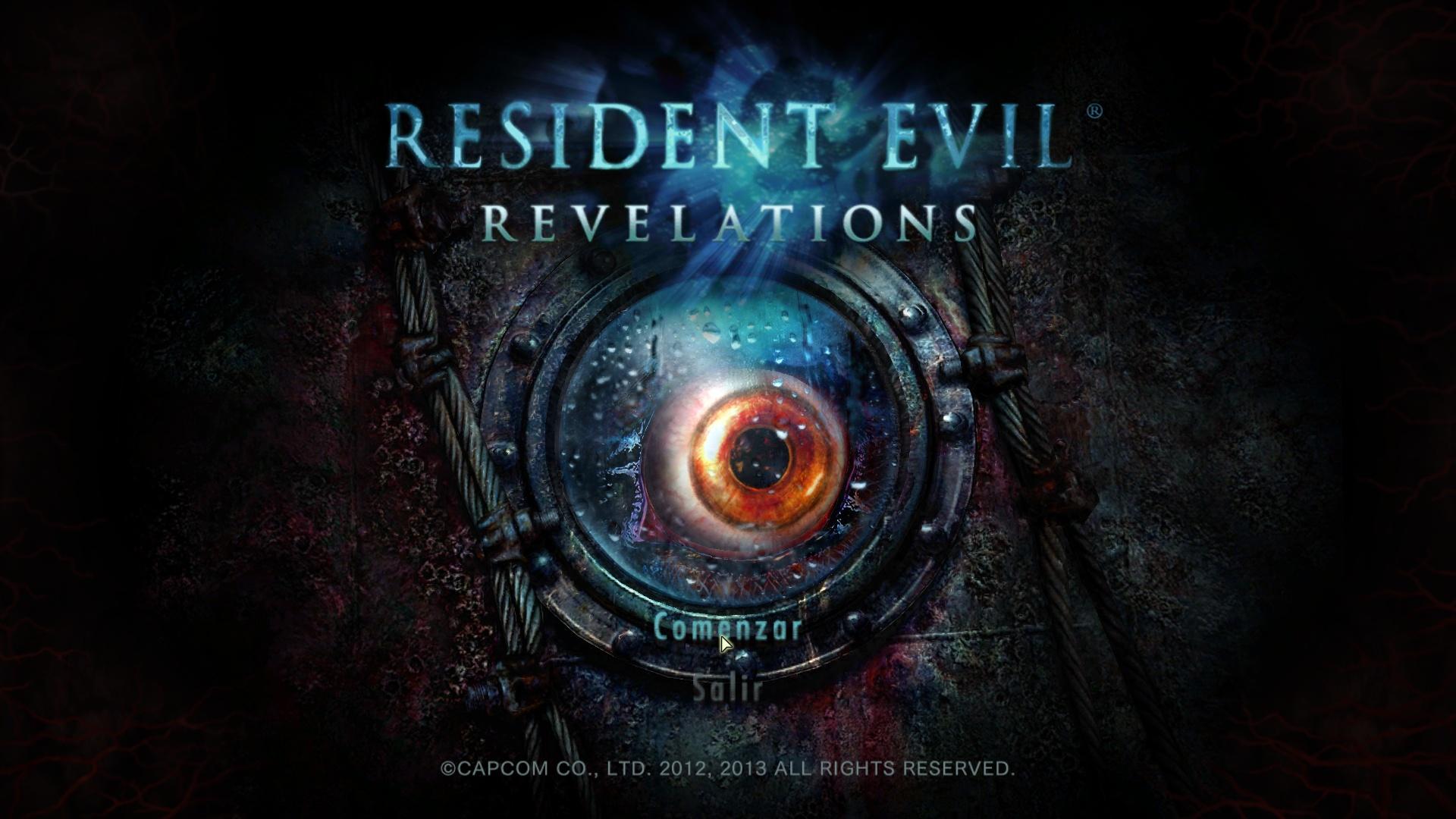 Análisis Resident Evil Revelation