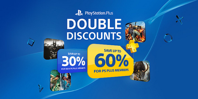 "Disponibles los ""Dobles descuentos""  en Playstation Store"