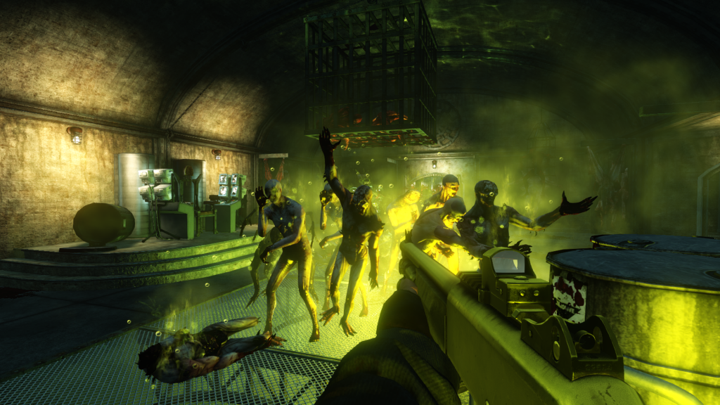 Killing Floor 2 PS4 Announce screenshot 5