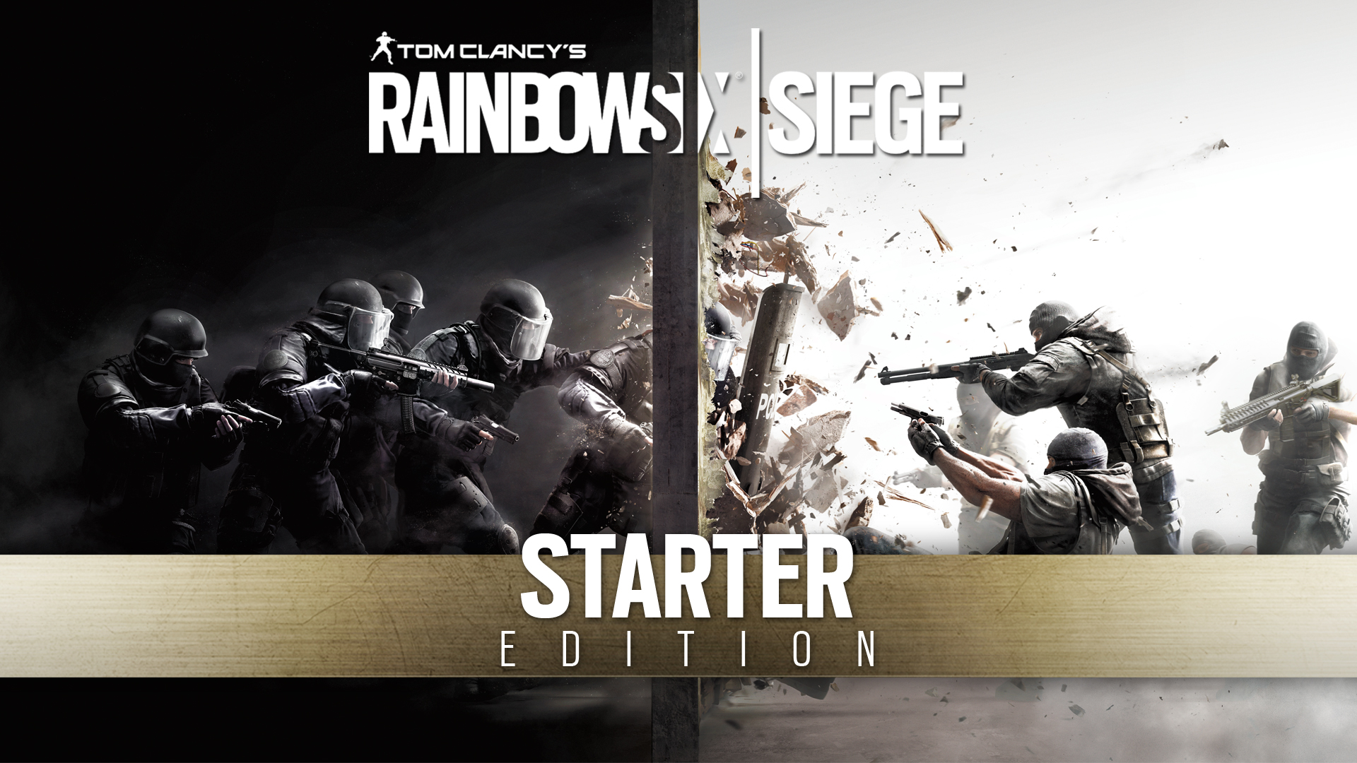 Ubisoft lanza la Starter Edition de Tom Clancy's Rainbow Six Siege para Windows PC