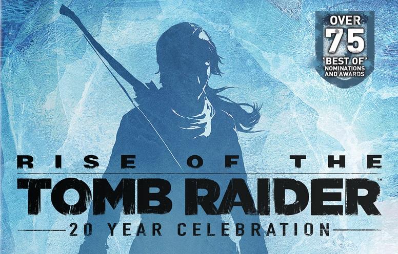 Rise of the Tomb Raider: 20 Year Celebration disponible el 11 de octubre en PS4