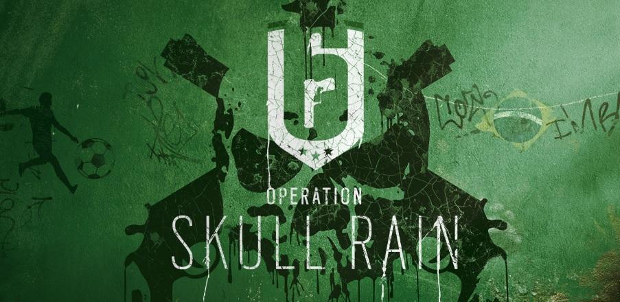 La actualización Skull Rain de Tom Clancy´s Rainbow Six Siege estara disponible el 2 de agosto
