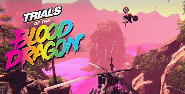 Consigue gratis Trials Of The Blood Dragon #TrialsGames