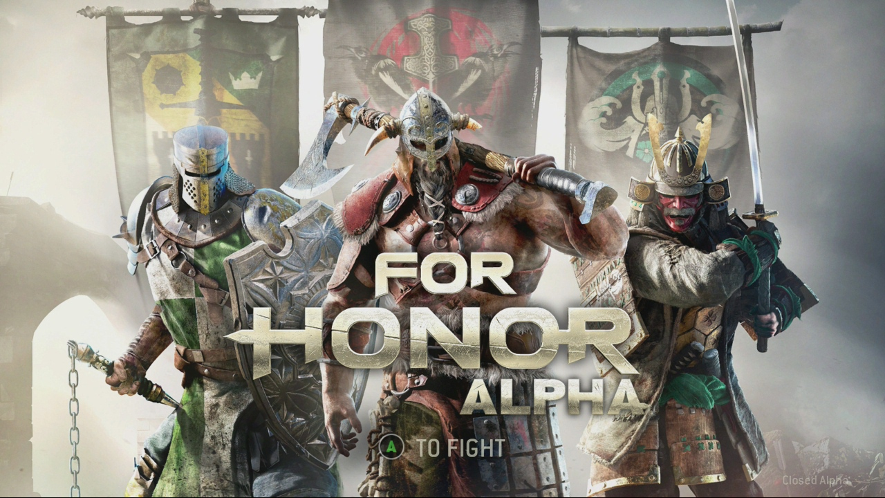 Impresiones beta cerrada For Honor
