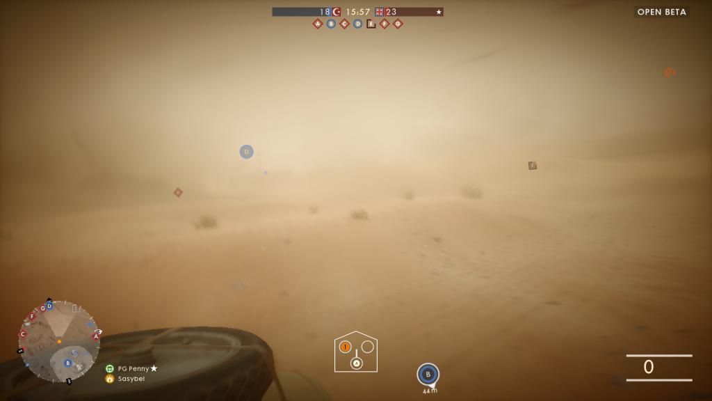 BF1 tormenta arena