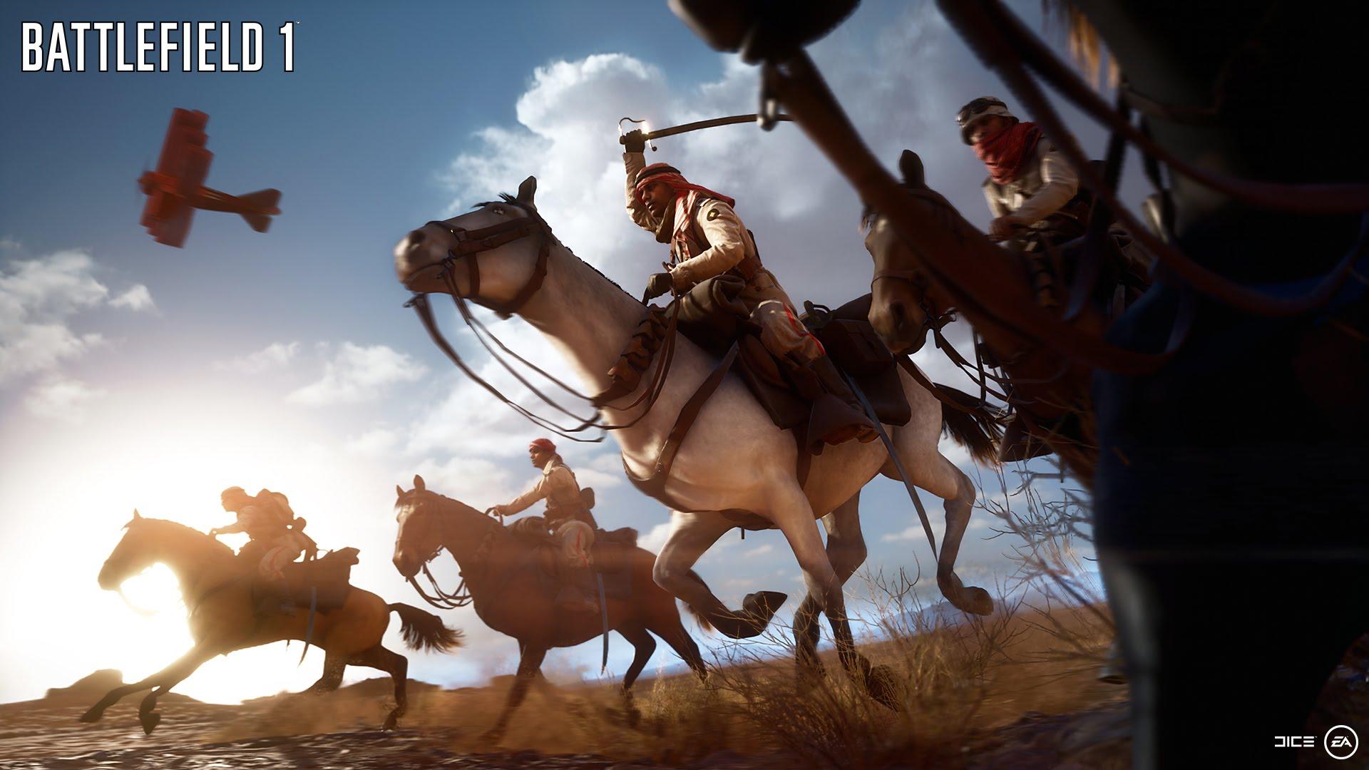 Trailer de la  Campaña De Battlefield 1
