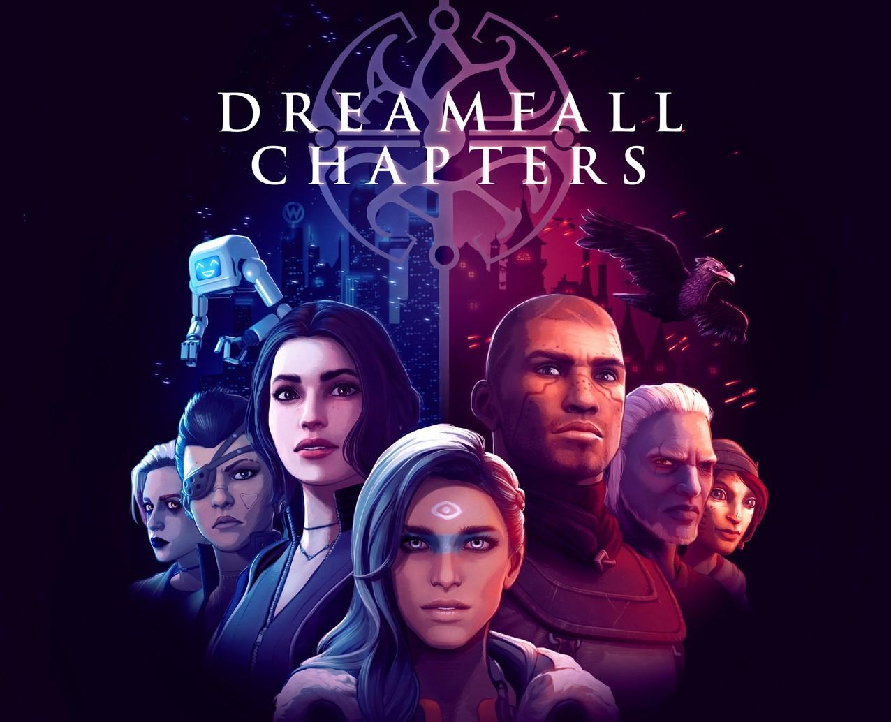 Anunciada la versión para PS4 y Xbox One de Dreamfall Chapters