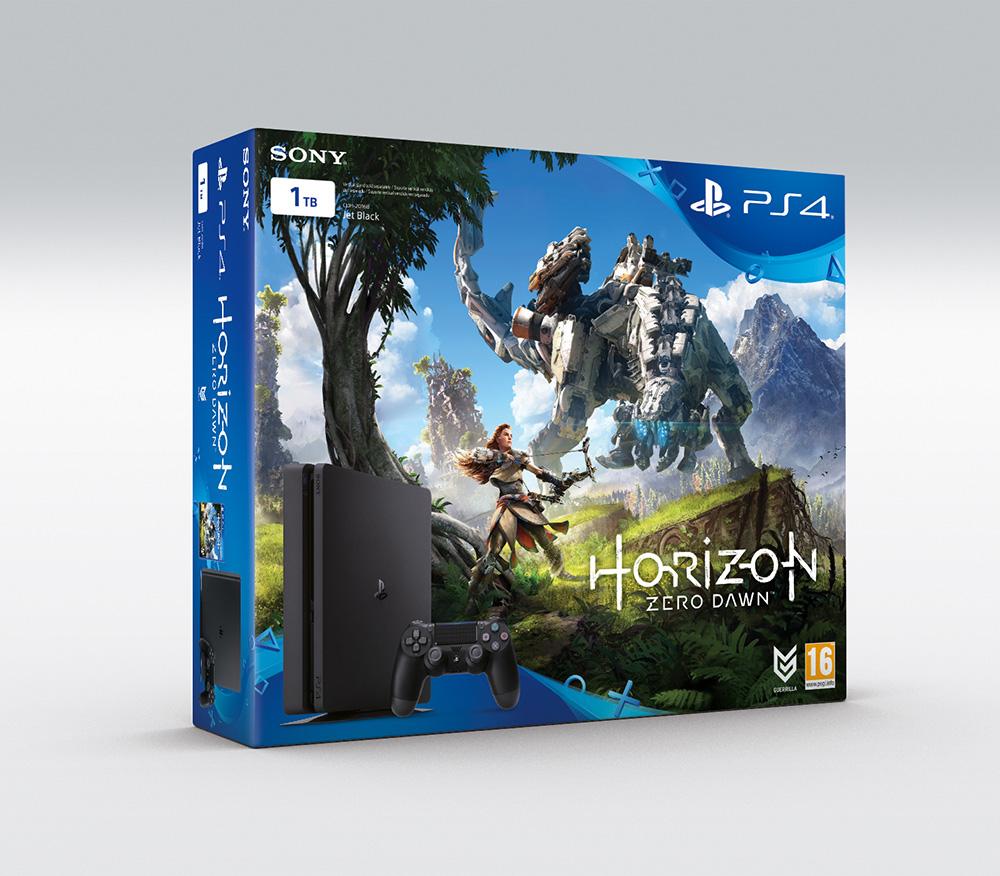 PlayStation anuncia el pack especial de PS4 y las ediciones físicas de Horizon: Zero Dawn