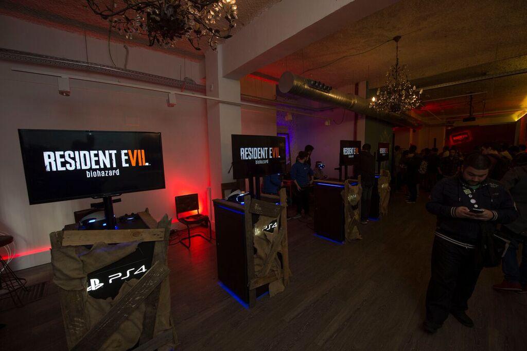 Resident Evil 7 biohazard se presenta en Madrid con PlayStation VR