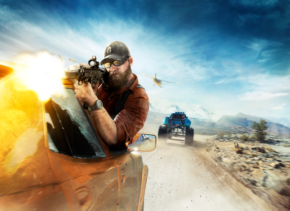 NARCO ROAD, la primera expansion de Tom Clancy´s Ghost Recon Wildlands