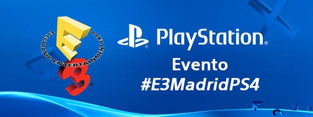 PlayStation trae un año más el E3 a Madrid  con la fiesta #E3MadridPS4