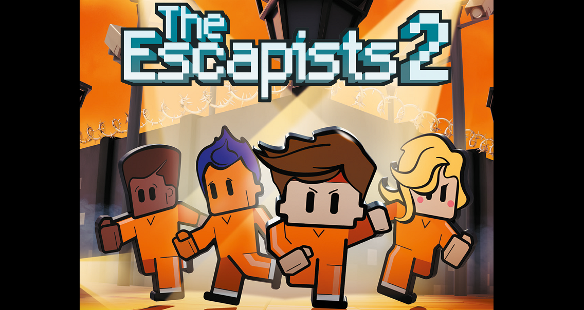 The Escapists 2 estara disponible en formato físico para PS4 el próximo 22 de agosto.