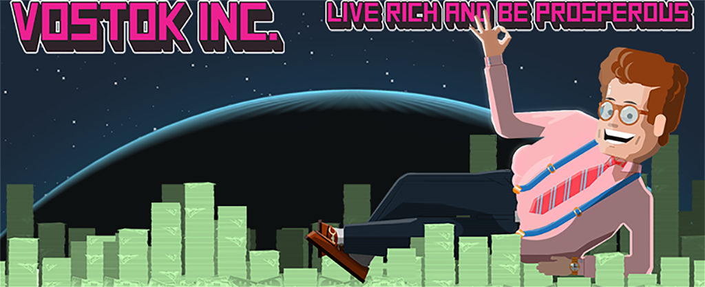 Analizamos Vostok Inc., un shooter de doble stick para viciar en grande