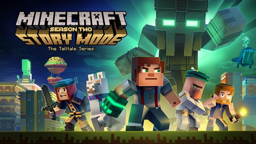 Minecraft: Story Mode temporada 2 llegara a tiendas el 22 de septiembre