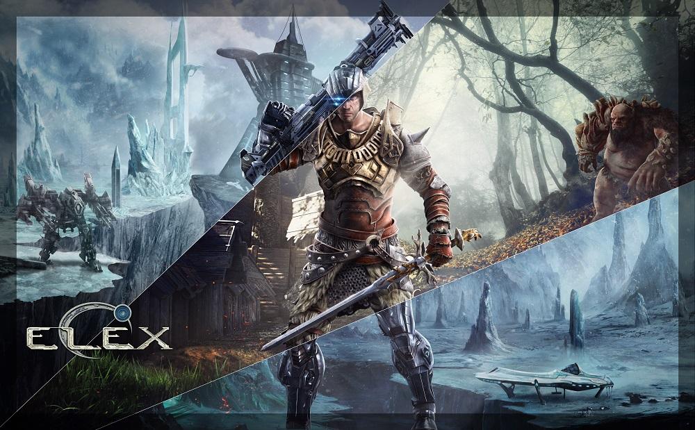 ELEX estará disponible el 17 de octubre
