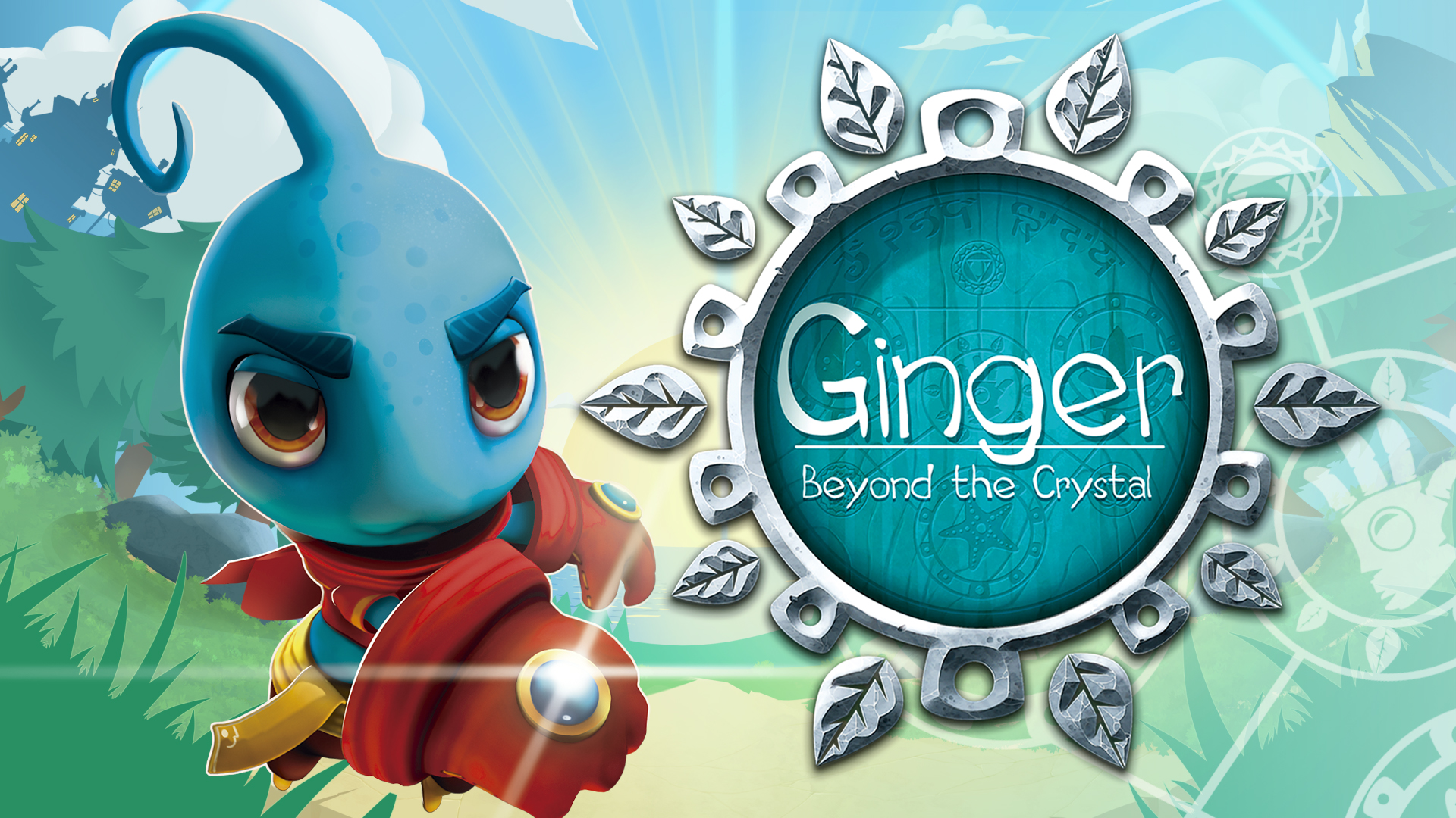 Ya disponible Ginger: Beyond the Crystal para Nintendo Switch