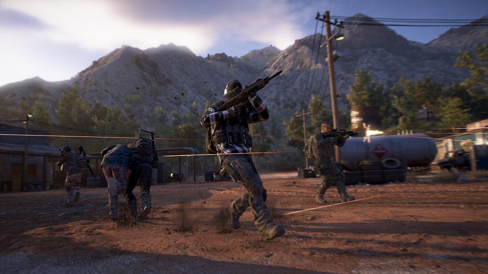Llega Extended Ops, la tercera gran actualización gratuita del modo PvP Ghost War de Ghost Recon Wildlands