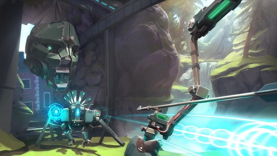 Apex Construct desembarca en PlayStation VR