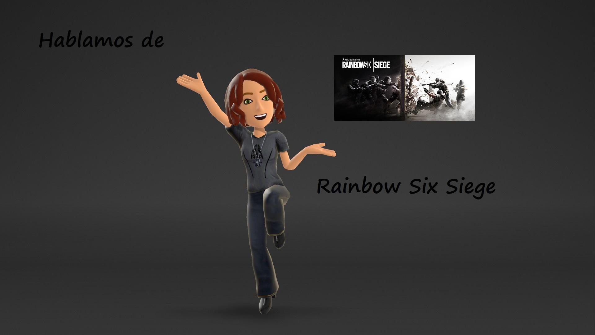 Hablamos sobre Rainbow Six: Siege