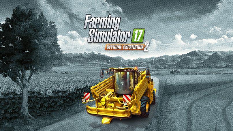 Farming Simulator 17: DLC ROPA y Expansión Oficial 2 ya disponibles
