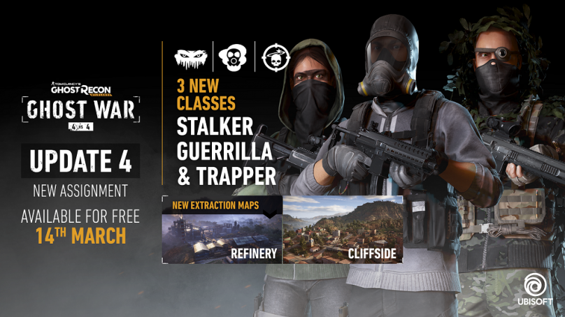 "Tom Clancy's Ghost Recon Wildlands- Actualizacion gratuita ""Nueva Asignacion"""