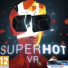 SUPERHOT VR da el salto a la edición física en PlayStation VR