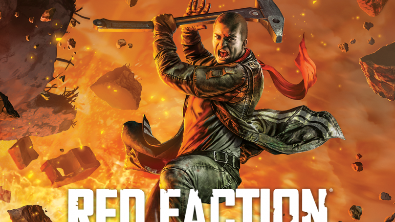 Red Faction Guerrilla Re-Mars-tered anunciado para PC y consolas