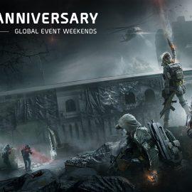 The Division celebra su 2º aniversario con 20 millones de jugadores