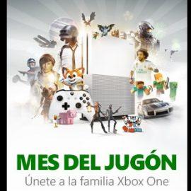 """Novedades del """"Mes del jugón"""" con Xbox"""