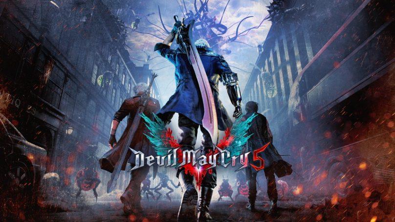 Capcom anuncia Devil May Cry 5 para PS4, Xbox One y PC
