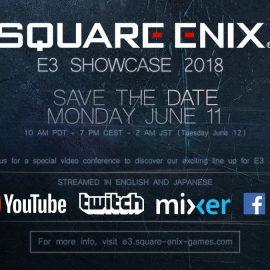 Conferencia Square Enix #E32018