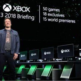 Microsoft se presenta pisando fuerte con más de 50 juegos (18 de ellos exclusivos) #E32018