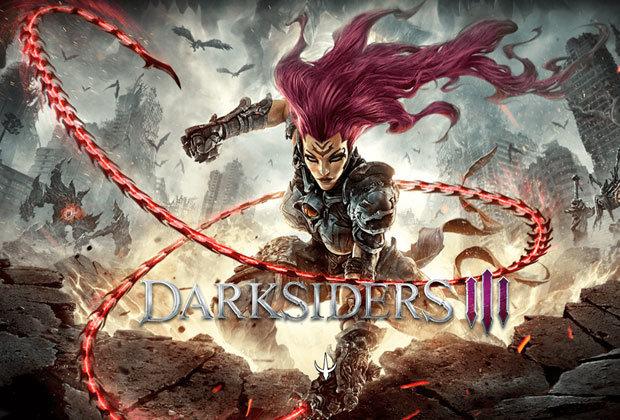 THQ Nordic anuncia el estreno mundial el 27 de noviembre de Darksiders III
