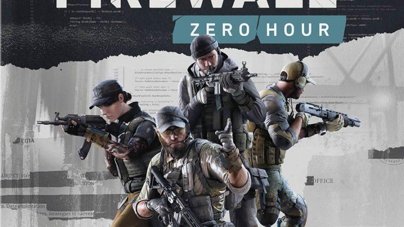 Firewall Zero Hour para PlayStation VR llegará a las tiendas españolas el próximo 29 de agosto de 2018