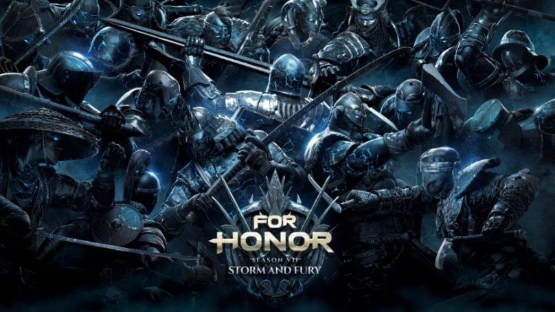 La Temporada 7 de For Honor, Storm and Fury, llega el 2 de agosto!