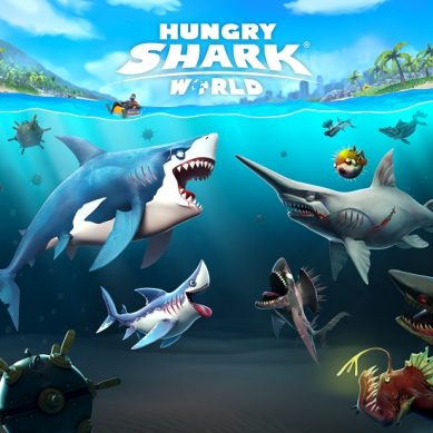 Hungry Shark World se lanzará en PlayStation 4, Xbox One y Nintendo Switch el 17 de julio