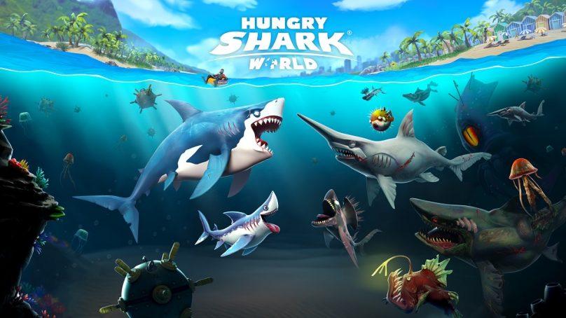 Hungry Shark World se lanzará en PlayStation 4, Xbox One y Nintendo Switch el 17 de julio