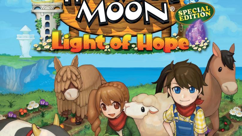 Ya disponible Harvest Moon: la luz de la esperanza para PS4 y Switch