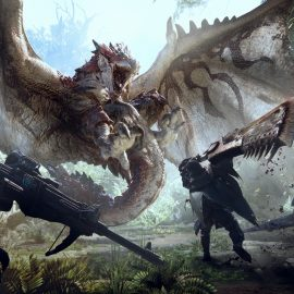 Monster Hunter World ya está disponible para PC a través de Steam