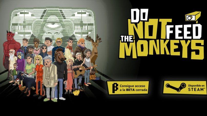 Do Not Feed The Monkeys estrenará en breve una beta cerrada.