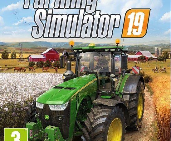 Primer gameplay de Farming Simulator 19