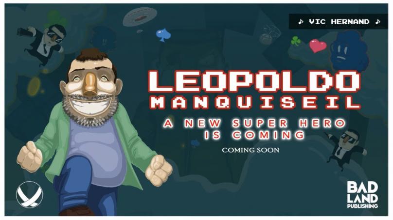 El juego de plataformas 2D Leopoldo Manquiseil, llegará en noviembre a Steam y Nintendo Switch
