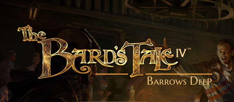 Ya disponible The Bard's Tale IV: Barrows Deep en Steam