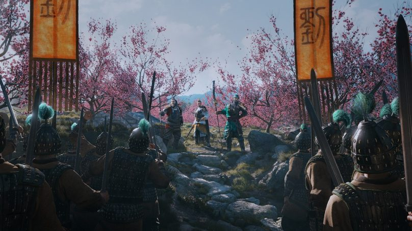 Confirmada la fecha de lanzamiento de Total War: Three Kingdoms