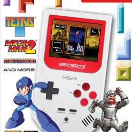 Anunciada la consola portátil GoRetro! Portable con más de 260 juegos clásicos
