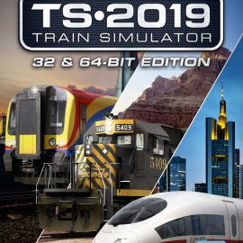 Train Simulator 2019 estará disponible en PC el 11 de octubre